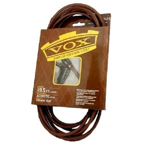 VOX Instrument Cable Acoustic Guitar Class A 6M [VAC-19] - Instrument Cable
